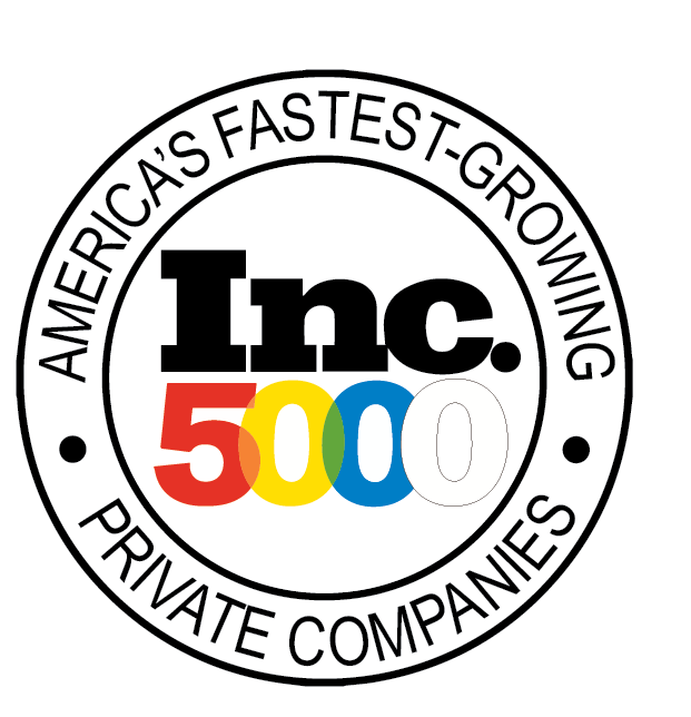 A Graphic for INC 5000 Logo